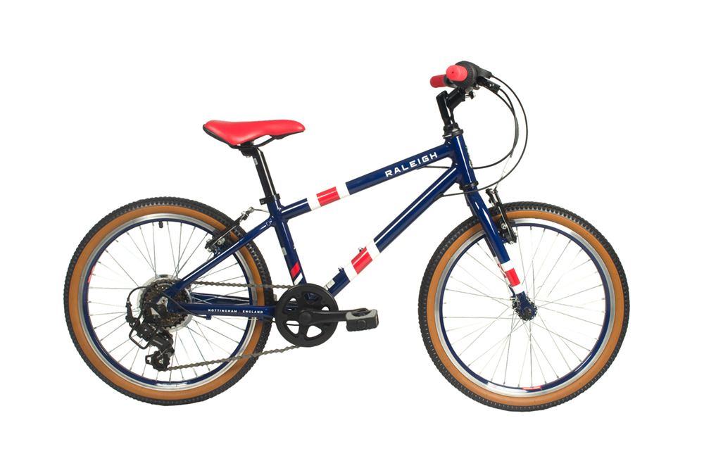 Raleigh POP 20 blue